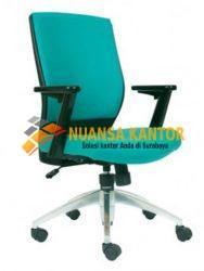 jual Kursi Staff Kantor Chairman MC 2301 (Oscar/Fabric) surabaya