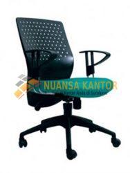 jual Kursi Staff Kantor Chairman MC 2401 A (Oscar/Fabric) surabaya