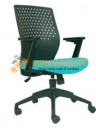 jual Kursi Staff Kantor Chairman MC 2501 A (Oscar/Fabric) surabaya