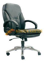 jual Kursi Staff Kantor Chairman PC 9630 A (Leather) surabaya