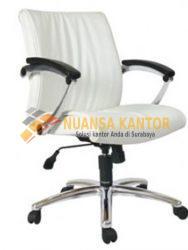 jual Kursi Staff Kantor Chairman PC 9930 LC (Leather) surabaya
