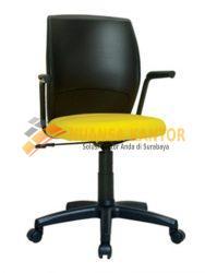 jual Kursi Staff Kantor Chairman SC 1007 A (Oscar/Fabric) surabaya