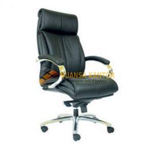 jual Kursi Direktur CHAIRMAN EC 4000 BLC (Leather) surabaya