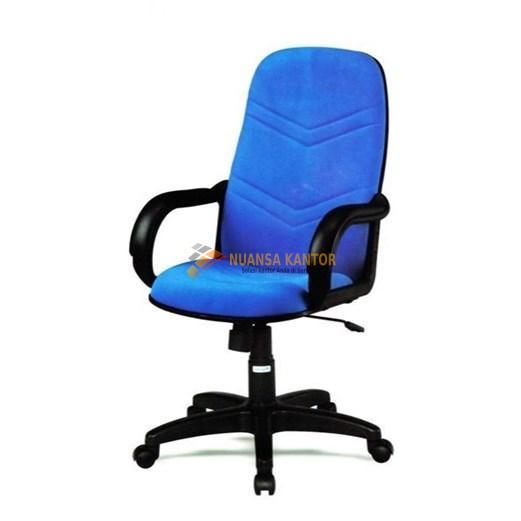 Kursi Direktur Kantor ERGOTEC 506 T (Oscar/Fabric)