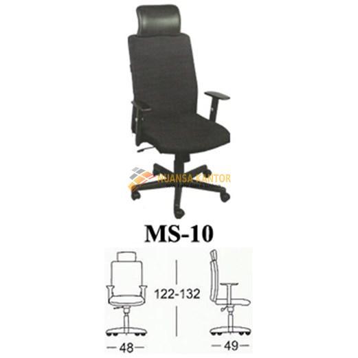 Kursi Kantor Subaru MS 10