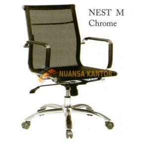 Kursi Kantor Subaru Nest M chrome