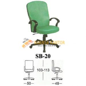Kursi Kantor Subaru SB 20