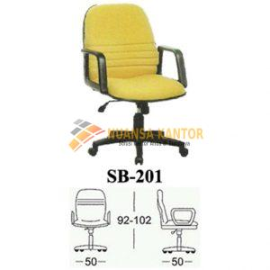 Kursi Kantor Subaru SB 201