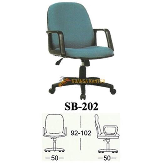 Kursi Kantor Subaru SB 202