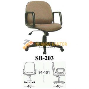 Kursi Kantor Subaru SB 203