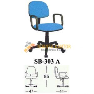 Kursi Kantor Subaru SB 303 A