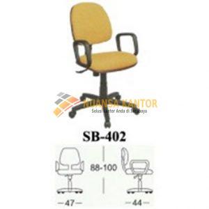 Kursi Kantor Subaru SB 402