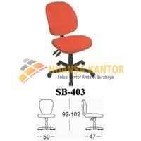 Kursi Kantor Subaru SB 403