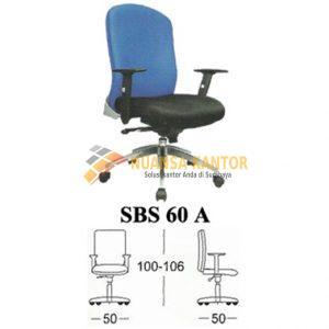 Kursi Kantor Subaru SBS 60 A