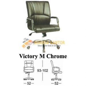 Kursi Kantor Subaru Victory M Chrome