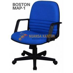 Kursi Kantor Uno Boston MAP 1